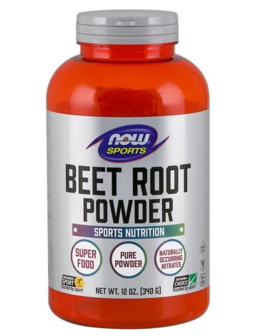 NOW FOODS BEET ROOT POWDER 12 OZ