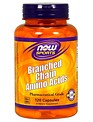 NOW FOODS BRANCH-CHAIN AMINO 120 CAPS