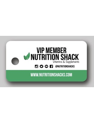 NUTRITION SHACK VIP MEMBERSHIP