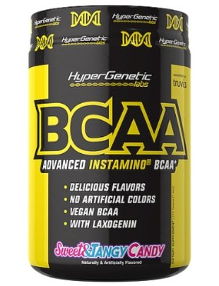 HYPERGENETIC LABS BCAA ADVANCED INSTAMINO