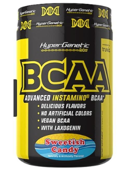HYPERGENETIC LABS BCAA ADVANCED INSTAMINO