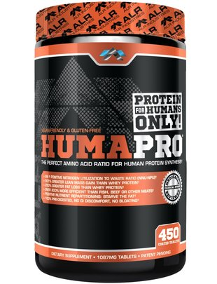 ALR INDUSTRIES HUMAPRO 450 TABS