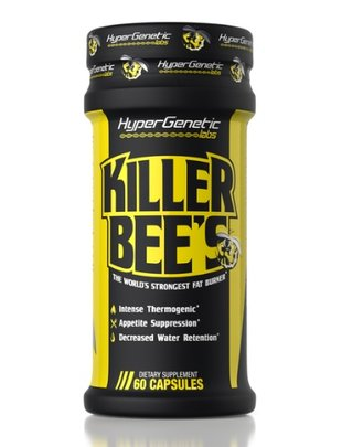 HYPERGENETIC LABS KILLER BEES