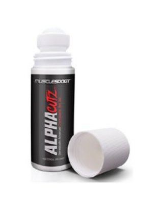 MUSCLESPORT ALPHACUTZ THERMOGENIC SKIN GEL