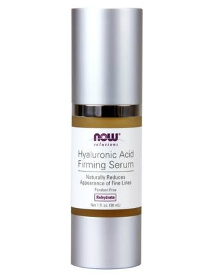 NOW SOLUTIONS HA FIRMING SERUM 1 OZ