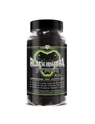 INNOVATIVE BLACK MAMBA HYPERRUSH