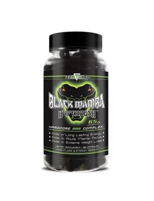 INNOVATIVE BLACK MAMBA HYPERRUSH
