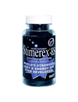 HI-TECH PHARMACEUTICALS Stimerex-ES Ephedra 90 tablets