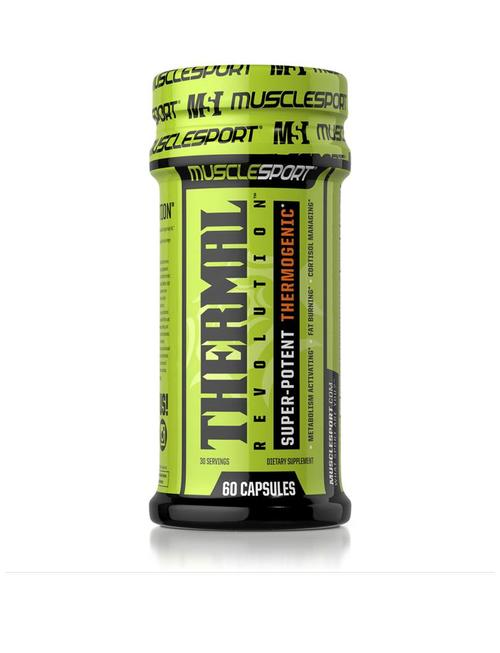 MUSCLESPORT THERMAL REVOLUTION