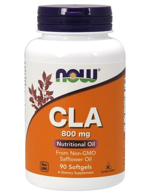 NOW FOODS CLA 800MG 180 SG