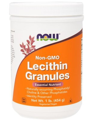 NOW FOODS LECITHIN GRAN 1 LB
