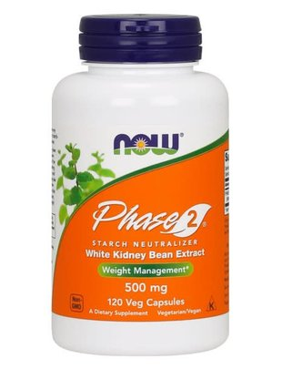NOW FOODS PHASE-2  500MG   120 VCAPS