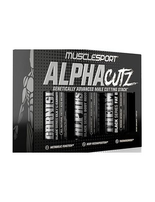 MUSCLESPORT ALPHACUTZ KIT