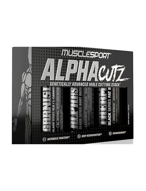 MUSCLESPORT ALPHACUTZ KIT