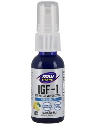 NOW FOODS IGF-1 LIPOSOMAL SPRAY 1 OZ