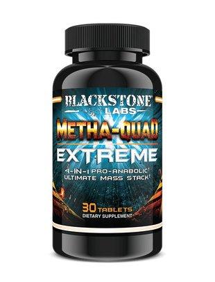 BLACKSTONE LABS METHA-QUAD EXTREME