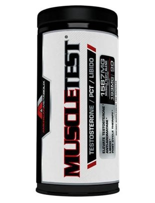 AMERICAN METABOLIX MUSCLETEST