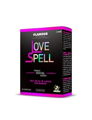 GLAMOUR NUTRITION LOVE SPELL 60caps