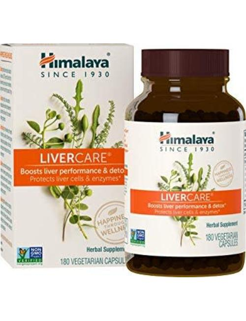 HIMALAYA USA HIM LIVER CARE 90vc