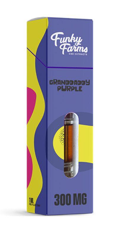 CBD EXTRACTS GRANDADDY PURPLE single