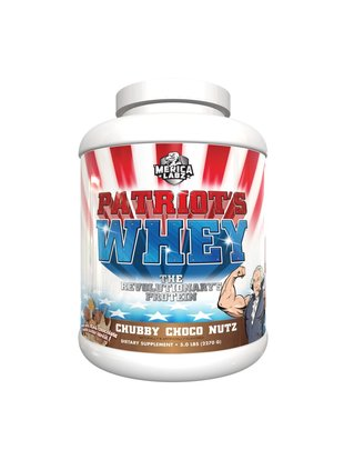 MERICA LABS PATRIOT'S WHEY
