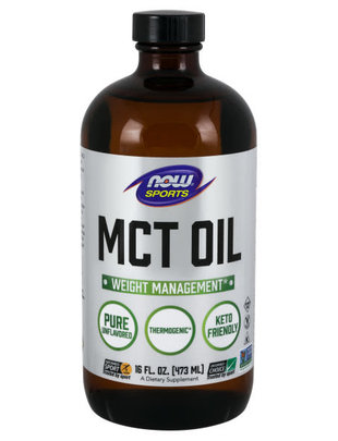 NOW FOODS MCT OIL  16 FL OZ