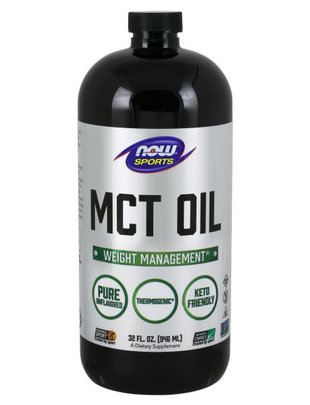 NOW FOODS MCT OIL 32 OZ