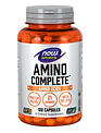 NOW FOODS AMINO COMPLETE 120 caps