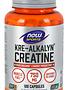 NOW FOODS KRE-ALKALYN(R) CREATINE 750 mg 120 CAPS