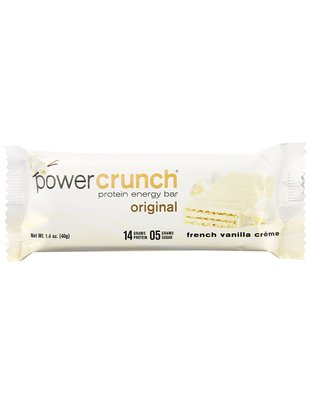 POWERCRUNCH POWERCRUNCH FRENCH VANILLA CREME SINGLE