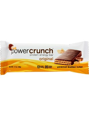 POWERCRUNCH POWERCRUNCH PEANUT BUTTER FUDGE SINGLE