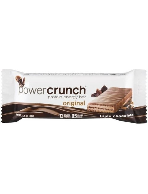 POWERCRUNCH POWERCRUNCH TRIPLE CHOCOLATE SINGLE