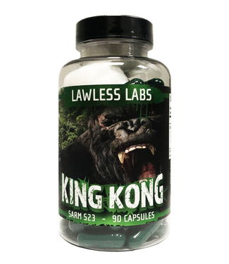 LAWLESS LABS KING KONG