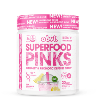 SUPERFOODS PINKS