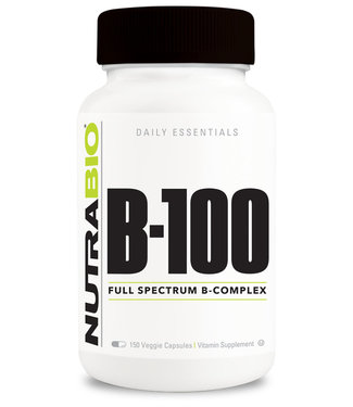 NUTRABIO B-100 COMPLEX