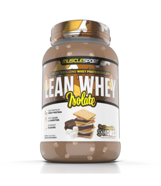 MUSCLESPORT LEAN WHEY 2LBS