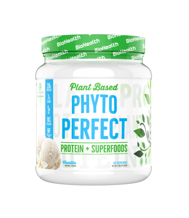 PHYTO PERFECT PROTEIN + SUPERFOODS