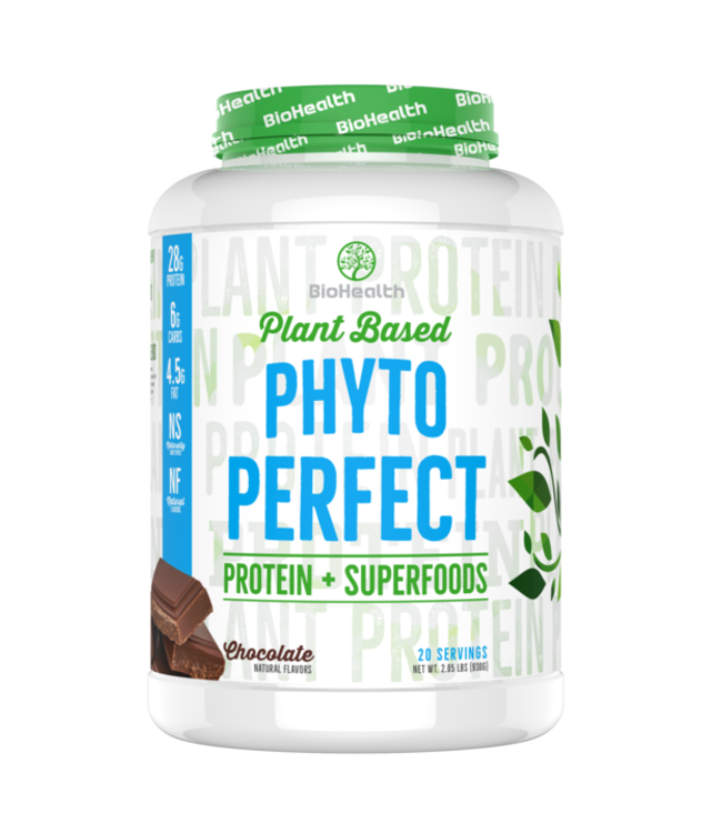 PHYTO PERFECT PROTEIN + SUPERFOODS 2LBS