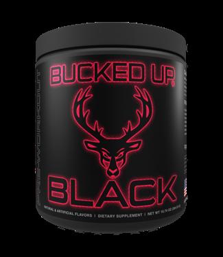 BUCKED UP BLACK
