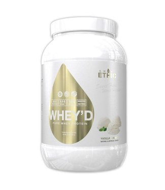 WHEY'D PURE WHEY PROTEIN