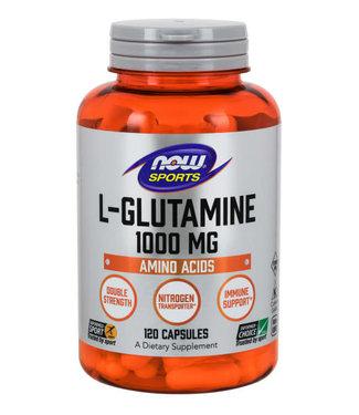 L-GLUTAMINE DOUBLE STRENGTH 1000MG 120c