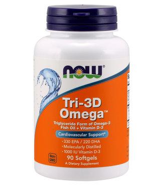 TRI-3D OMEGA 330EPA/220DHA 90 softgels