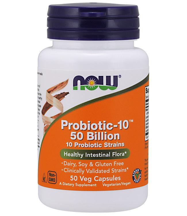 PROBIOTIC-10 50 BILLION  50 VCAPS