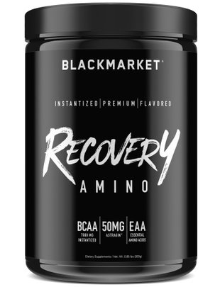 BLACKMARKET AMINO RECOVERY