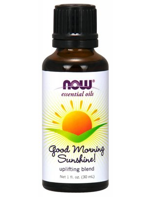 NOW FOODS GOOD MORNING SUNSHINE OIL BLEND  1 OZ