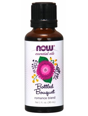 NOW FOODS BOTTLED BOUQUET OIL BLEND  1 OZ