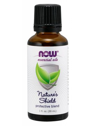 NOW FOODS NATURES SHIELD OIL BLEND 1 OZ