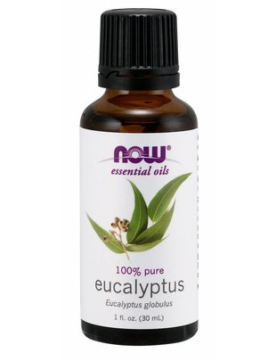 NOW FOODS EUCALYPTUS OIL  1 OZ