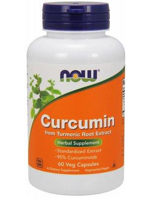 NOW FOODS CURCUMIN 60 caps