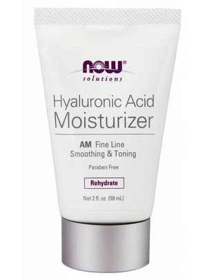 NOW FOODS HYALURONIC ACID MOISTURIZER AM